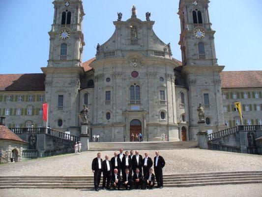 Jodlerfest Einsiedeln: Kathedrale