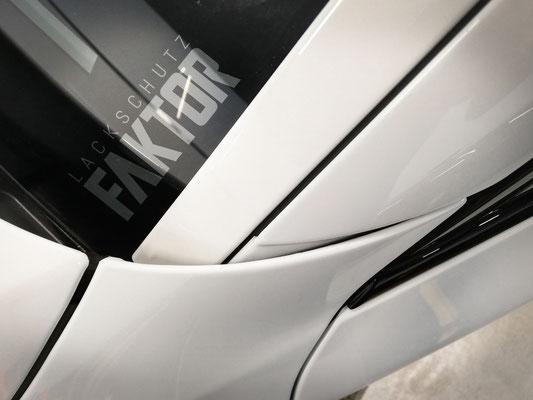 BMW M5 Lackschutzfolierung /// Nie wieder Steinschlag /// Hamburg und Rostock