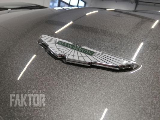 Aston Martin Vantage /// Nie wieder Steinschlag /// Hamburg und Rostock