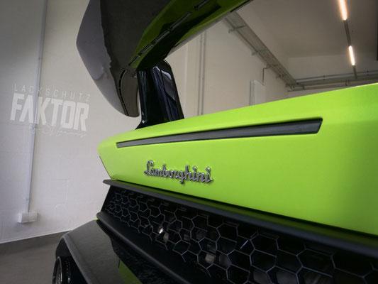 Lamborghini Huracán Performante Lackschutzfolierung /// Nie wieder Steinschlag /// Hamburg und Rostock