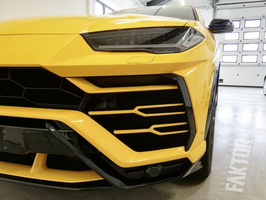 Lamborghini Urus Lackschutzfolierung /// Nie wieder Steinschlag /// Hamburg und Rostock