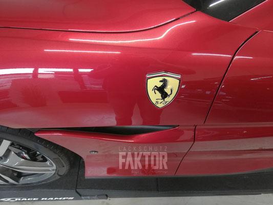 Ferrari Portofino /// Nie wieder Steinschlag /// Hamburg und Rostock