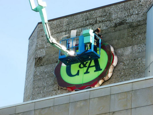C&A Vignetten mit flacher Scheibe im Profil 4