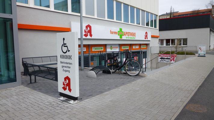 Farma-Plus Apotheke, Nordhausen