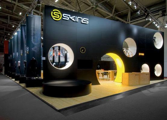 SKINS | Einzelbuchstaben im Profil 5 mit LED Ausleuchtung