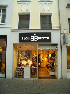Bijou Brigitte | neues Corporate Design