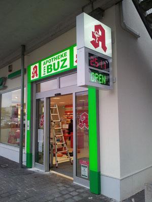 Apotheke im BUZ, Regensburg