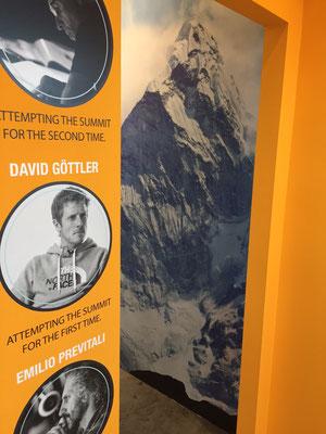 The North Face, Metzingen | Beschriftung der Wände mit Hochleistungsfolien / Wandtattoos