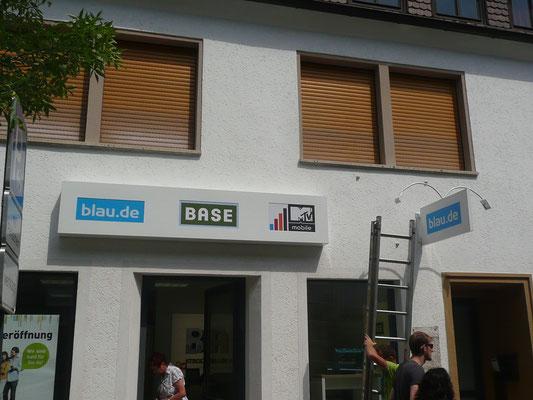 BASE Shop Warburg
