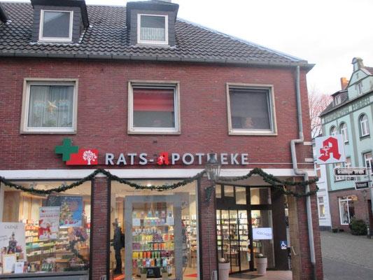 Rats-Apotheke, Düsseldorf-Gerresheim