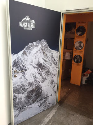 The North Face, Metzingen Outlet | Digitaldrucke und Folienplots