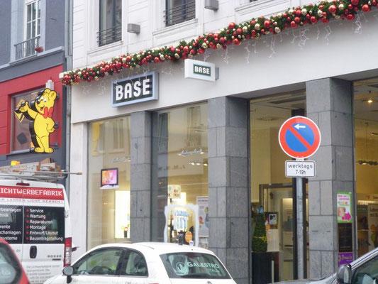 Base Shop, Bonn