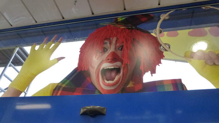 karnevalswierts, Frankfurt | Folienbeschriftung als Digitaldruck im Oberlicht