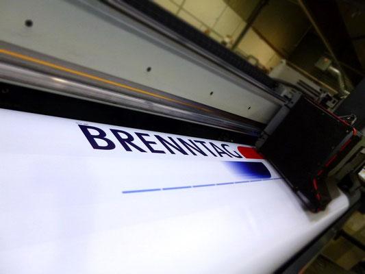 Brenntag AG, Mülheim | Druckabnahme bei unserem Druckpartner