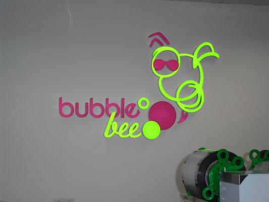 blubble bee | Frontleuchter, 30 mm stark