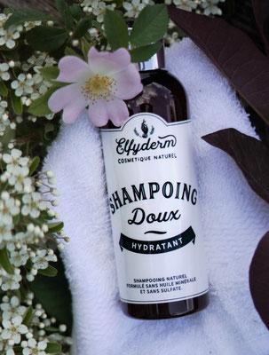 Shampoing doux hydratant
