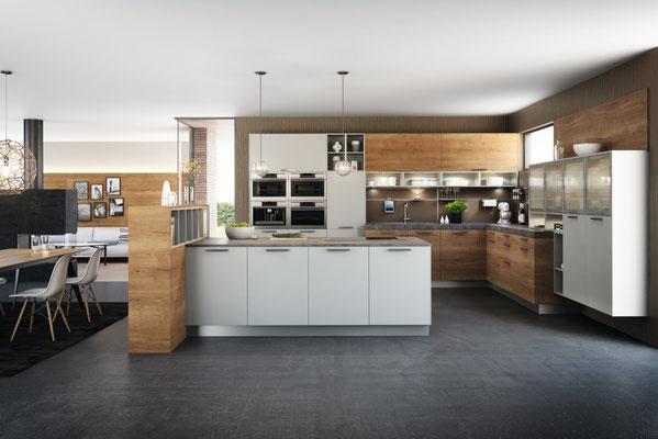 FM-Küchen Modell Hammerleiten