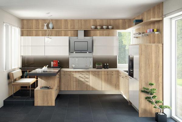 FM-Küchen Modell Klammleiten