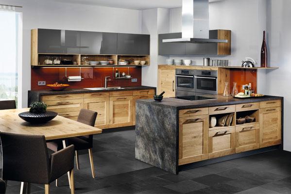 FM-Küchen Modell Bergholz