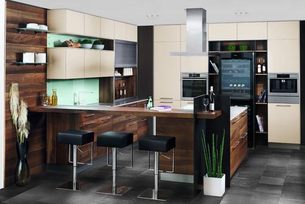 FM-Küchen Modell Moorwald