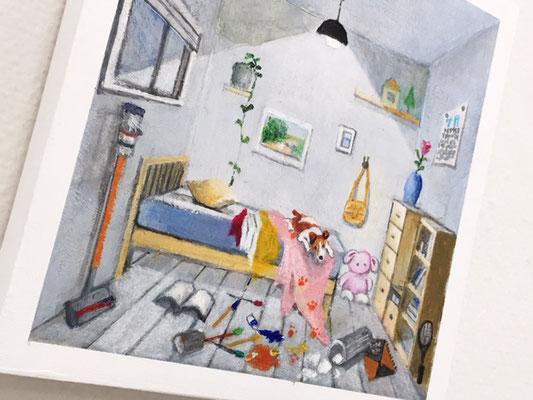 高松三智子先生の作品、拡大図