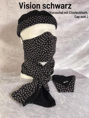 C - Maske + Schal + Cap exklusiv