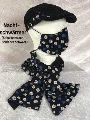 B - Maske + Schal + Schieber