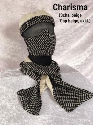 C2 - Maske + Schal + Cap exklusiv