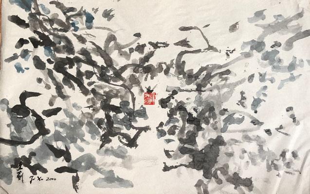 N°1 Wilderness by Ji Xu
