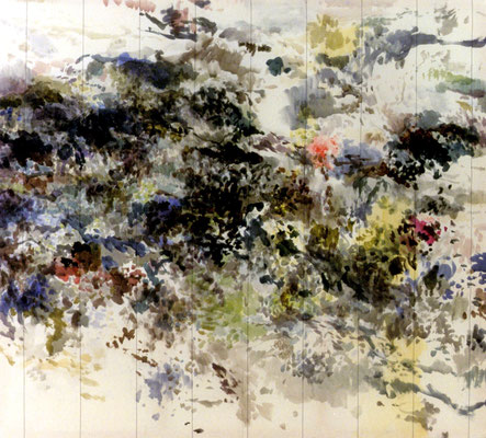Spring by Ji Xu acrylic on canvas 18,000.00€