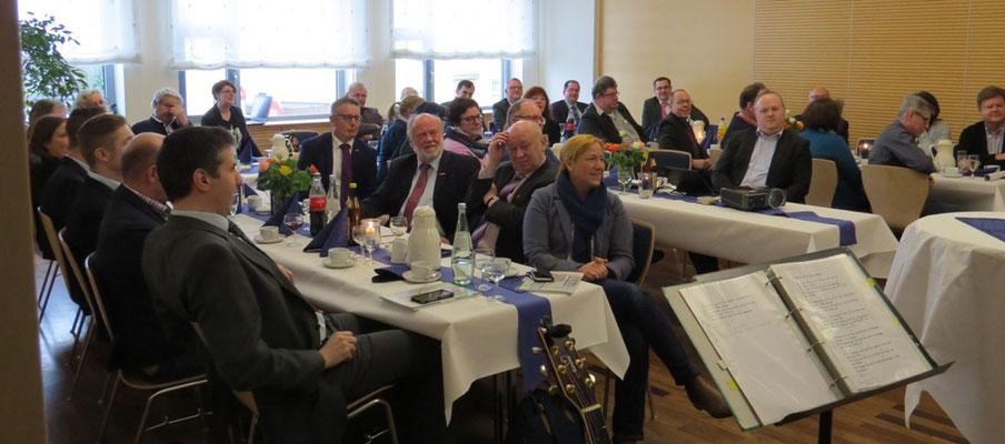 Neujahrsempfang Gewerbeverein Lahnau