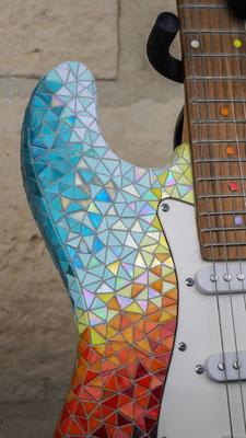 guitare électrique décoration