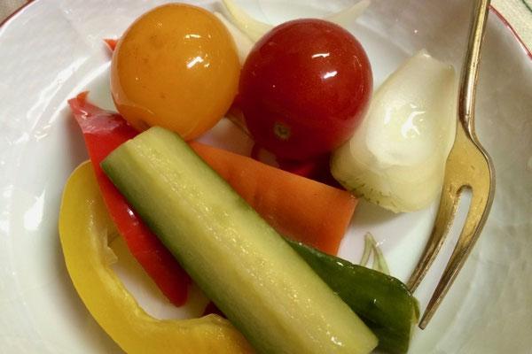 身体に必要な栄養素をたっぷり含む野菜は、このように摂取しよう