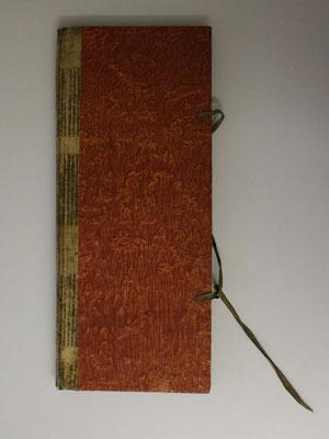 Innungsbuch nach dem Restaurieren