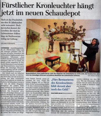 Freie Presse Hohenstein-Er., 25.11.2015