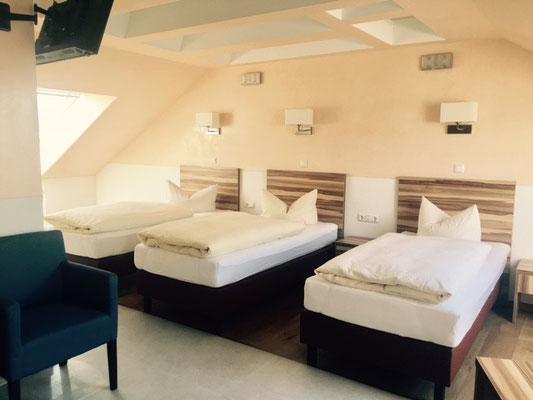 Triple room Hotel am Hafen