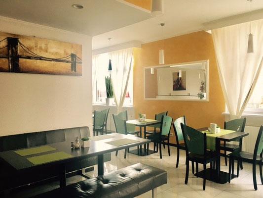 breakfast area Hotel am Hafen