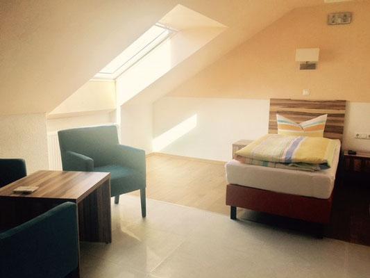 Single room, Hotel am Hafen Mannheim
