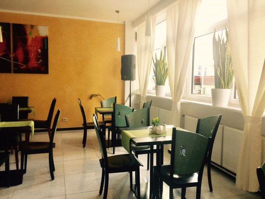 breakfast room, Hotel am Hafen