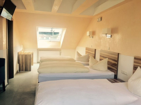 3 persons room Hotel am Hafen