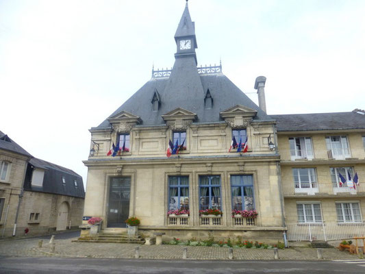 Mairie de Coucy-le-chateau site BPF