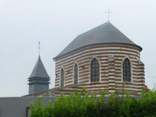 Eglise de Bertrangles