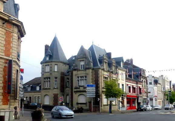 Péronne - centre-ville