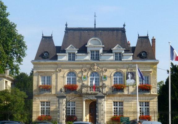 Hôtel-de-ville de Fère-en-tardenois