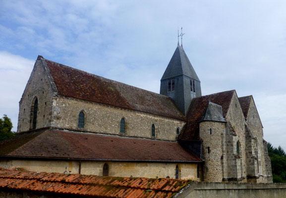 Eglise St Pierre - St Paul de Montmort-Lucy