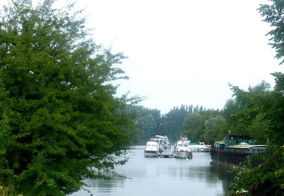 Port fluvial de Péronne