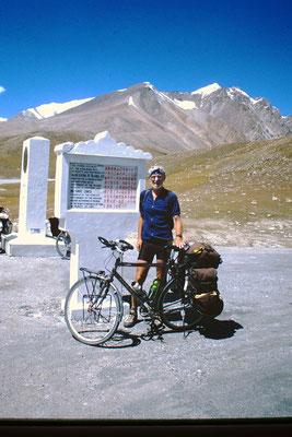 Passage entre la Chine et le Pakistan : la KUNJERAB PASS