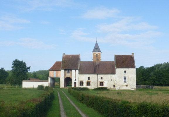 ancienne ferme restaurée en résidence
