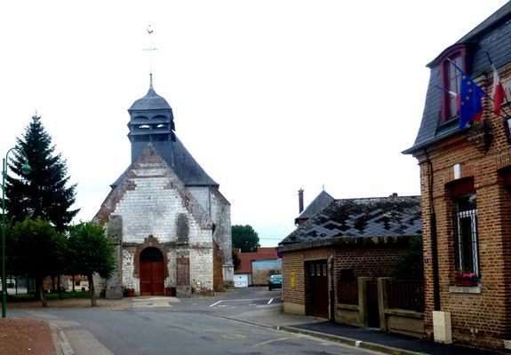 Eglise de Cambron (80)