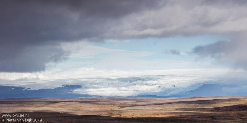 Hofsjökull gletsjer
